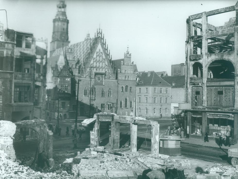 75 lat powojennego Wrocławia