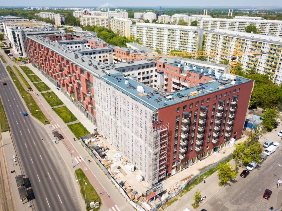 """Wrocław: deweloper WPBM """"Mój Dom"""" S.A. podsumowuje minione półrocze"""