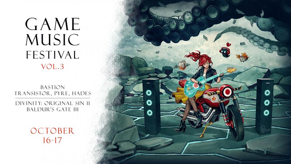 Trzecia edycja Game Music Festival weWrocławiu 16-17 października 2020
