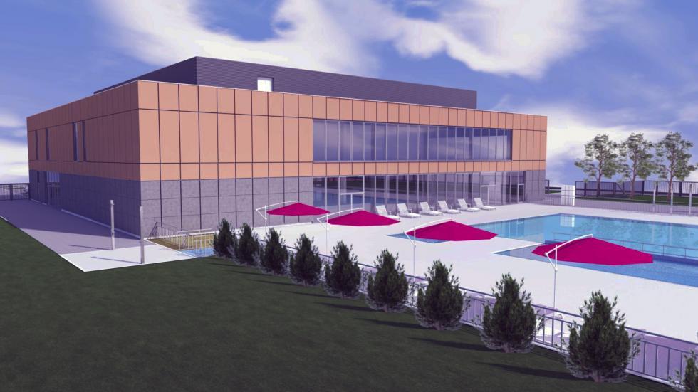Rusza budowa Aquaparku na Brochowie