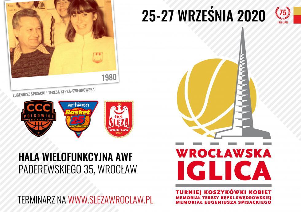 Wrocławska Iglica 2020 trzydniowym świętem koszykówki