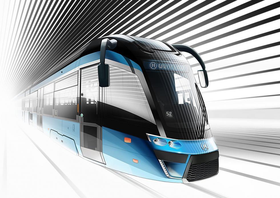 Jest umowa na zakup tramwajów Moderus Gamma