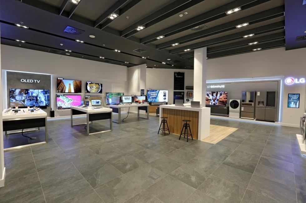 W Magnolia Park otwarcie wyjątkowego salonu LG Brand Store