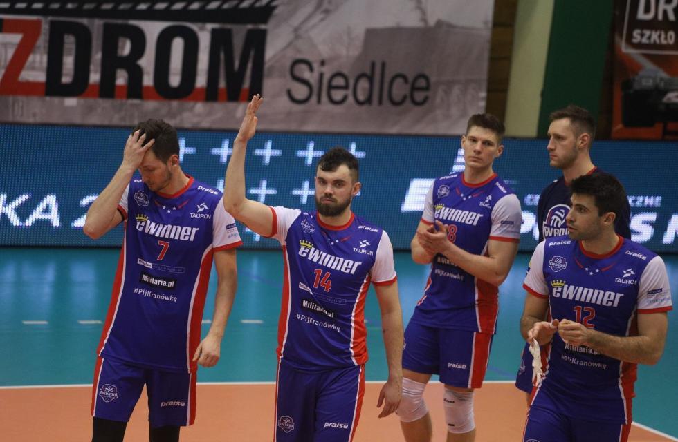 EWinner Gwardia Wrocław - dobrego złego początki
