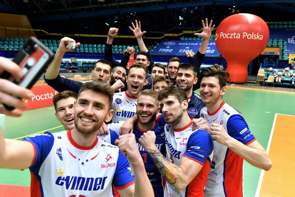 eWinner Gwardia Wrocław - trudna sztuka wygrywania
