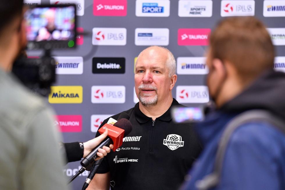 Mark Lebedew odchodzi po sezonie