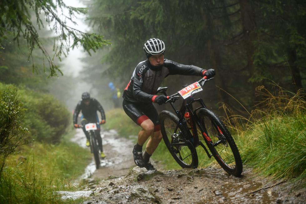 7 Rowerowy Bieg Piastów - wyścig nie tylko dla twardzieli – pełne listy startowe